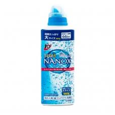 LION TOP SUPER NANOX ypač koncentruotas skalbimo gelis sunkiai šalinamiems nešvarumams, 660 g