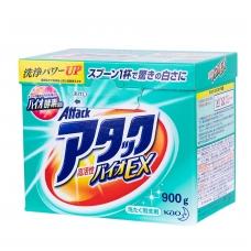 """Japoniški skalbimo milteliai """"Kao Japan ATTCK BIO EX"""" su aktyviais bio fermentais"""