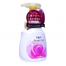 """KAO """"Biore U Aroma Time"""" antibakterinis muilas rankoms, rožių aromatas, 230 ml"""
