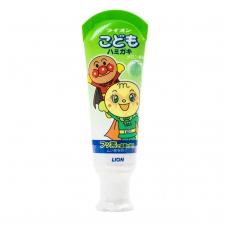 """""""LION KODOMO"""" dantų pasta vaikams nuo 3 metų, melionų skonio, 40 g"""