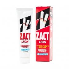 """""""LION ZACT"""" balinamoji dantų pasta, gaiviam burnos kvapui, skirta rūkantiems 150 g"""
