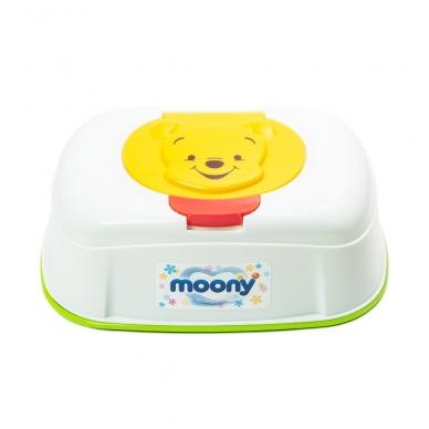 """""""MOONY"""" drėgnos servetėlės (su dėžute), 80 vnt. 2"""