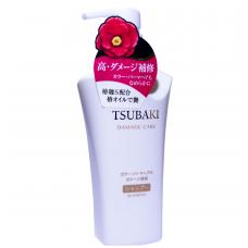 """SHISEIDO """"TSUBAKI Damage Care"""" šampūnas pažeistiems plaukams, 500 ml"""