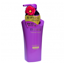 """SHISEIDO """"Tsubaki Volume Touch"""" plaukų apimtį didinantis šampūnas, 500 ml"""